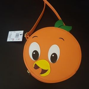 Orange Bird Disney Parks crossbody.